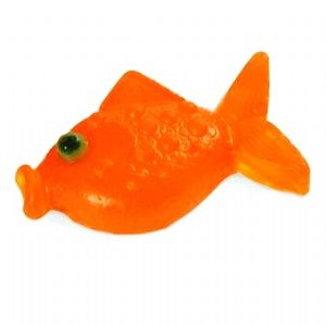 Mandarin Orange Scented Goldfish Soap - Bath Bubble & Beyond 180g